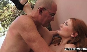 Eva Berger - Grandpas Fuck Teens