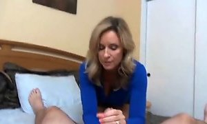 Blond wife have great sex
