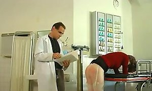 clinic, slut, stockings