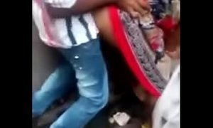 indian prostitute fucked in public for money